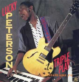 Lucky Peterson - Triple Play (1990) Lossless
