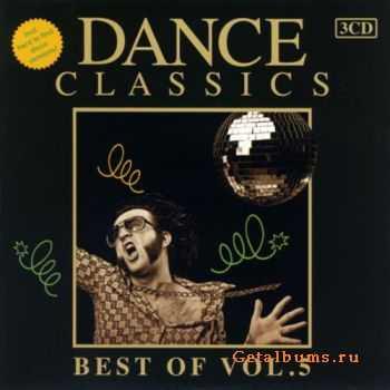 VA –  Dance Classics Best Of Vol.5 (2011)