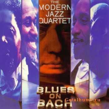 The Modern Jazz Quartet - Blues On Bach (1974)