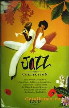 VA - The Jazz Collection (12 CD Box) (2011)