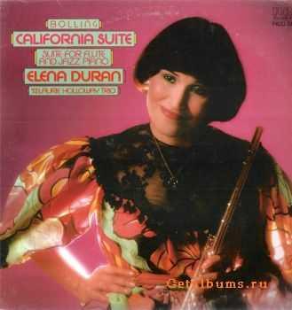 Claude Bolling & Elena Duran - California Suite (1981)