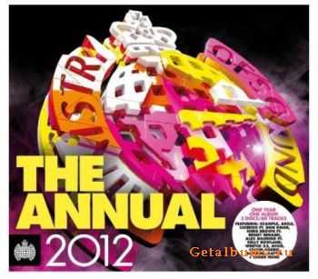 VA - Ministry Of Sound The Annual 2012 (UK Edition)(2011)