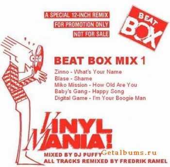 VA - Beat Box Mix Vol.1-4 (2002-2005)