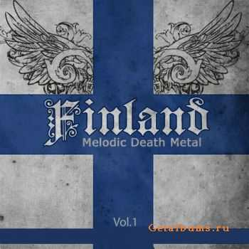 VA - Finnish Melodic Death Metal Complation 3 CD (2007)