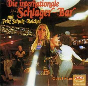 Fritz Schulz-Reichel (Crazy Otto) - Die internationale Schlager-Bar [2LP] (1973)