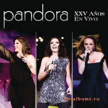Pandora - Pandora XXV Años En Vivo (Live) (2011)