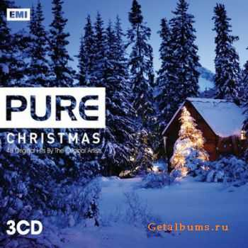VA - Pure Christmas (3 CD Box) (2008)