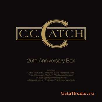 C.C. Catch – 25th Anniversary Box (5CD) (2011)