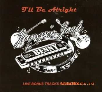 Jumpin Jack Benny - I'll Be Alright (2011) Lossless