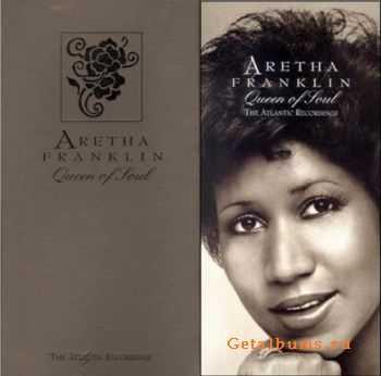 Aretha Franklin - Queen of Soul - The Atlantic Recordings (1992) (4CD Boxset)