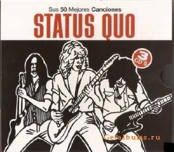 Status Quo - Sus 50 Mejores Canciones (2011)