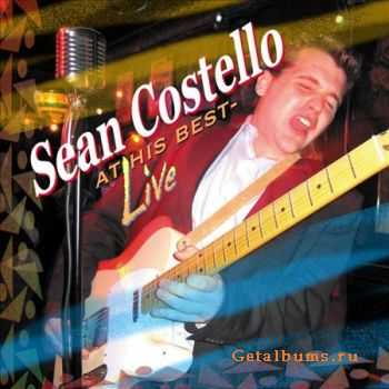 Sean Costello - At His Best: Live (2011)