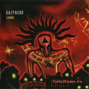 Gazpacho - London [2CD] (2011)
