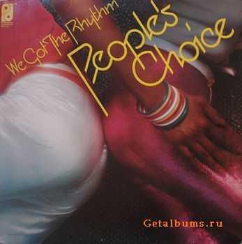 People's Choice - We Got the Rhythm (1976)