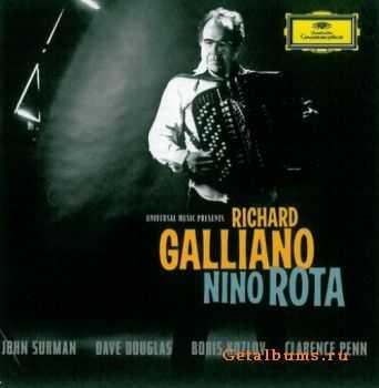 Richard Galliano - Nino Rota (2011)