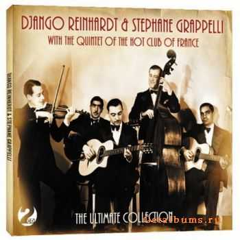 Django Reinhardt & Stephane Grappelli - The Ultimate Collection (2008)