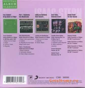 Isaac Stern - Original Album Classics (5 CD Boxset) (2009)