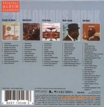 Thelonious Monk  - Original Album Classics (5 CD Boxset) (2007)