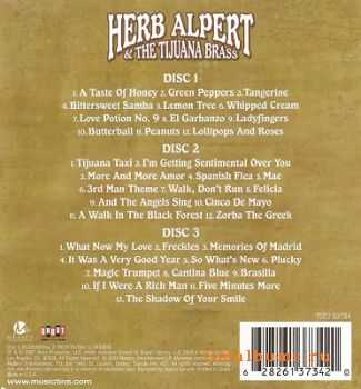 Herb Alpert & The Tijuana Brass - Collectors Edition [3CD Box Set] (2007)