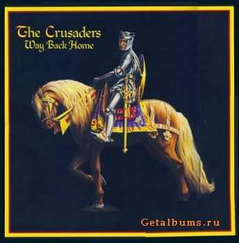 The Crusaders - Way Back Home (Boxset) (1996)