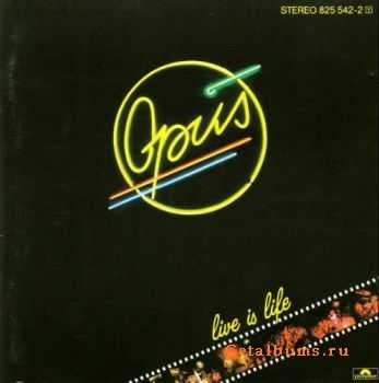 Opus - Live Is Life (1984) Lossless