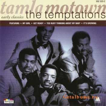 The Temptations - Early Classics (1996)