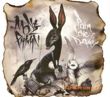 Monte Pittman - Pain, Love & Destiny (2011)