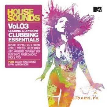 VA - House Sounds Vol. 03 (2011)