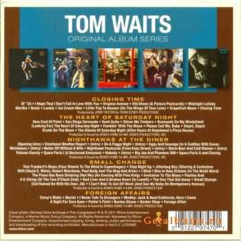 Tom Waits - Original Album Classics (5 CD Boxset) (2011)
