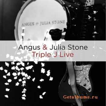 Angus And Julia Stone - Triple J Live (2011)