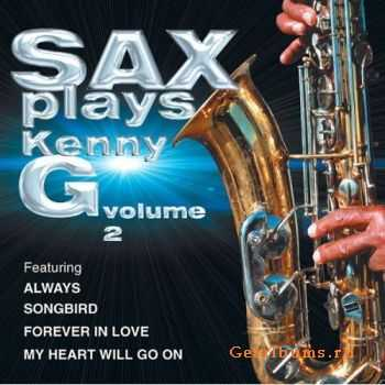 John Warrington - Sax Plays Kenny G, Vol. 2 (2008)