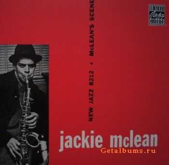 Jackie McLean - McLean's Scene (1957)