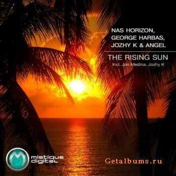 Nas Horizon, George Harbas, Jozhy K & Angel - The Rising Sun (2011)