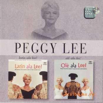 Peggy Lee - Latin ala Lee! Olé ala Lee! (1997)