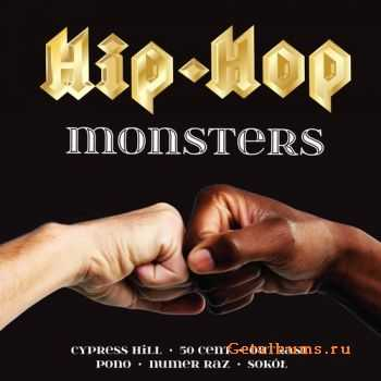 VA � Hip-Hop Monsters (2011)