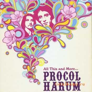 Procol Harum - All This and More...(3CD) (2009) Lossless
