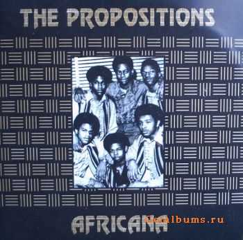The Propositions - Africana (1973)