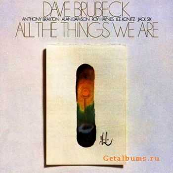 Dave Brubeck - All The Things We Are (1976)