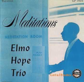 Elmo Hope Trio - Meditations (1955)