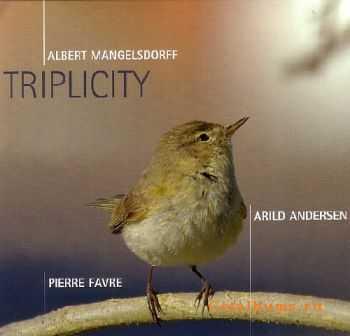 Albert Mangelsdorff - Triplicity (2005)