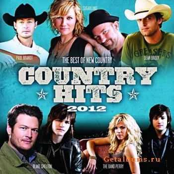VA - Country Hits 2012 (2011)