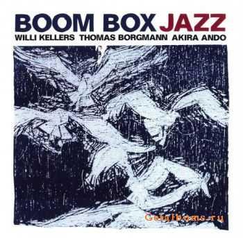 Boom Box - Jazz (2011)
