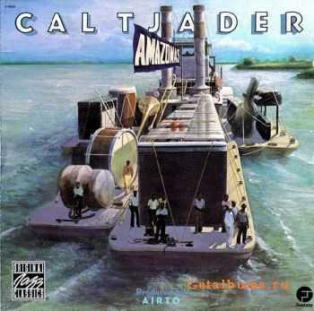 Cal Tjader - Amazonas (1995)