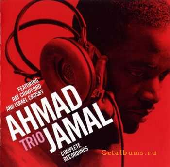 Ahmad Jamal Trio - Complete Recordings feat. Ray Crawford & Israel Crosby (1951-56) (2006)