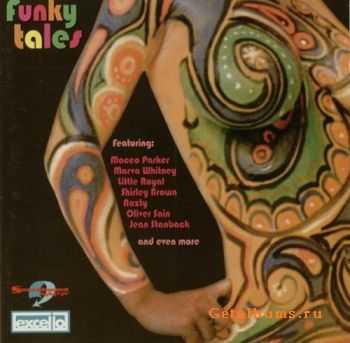 VA - Funky Tales (1997)