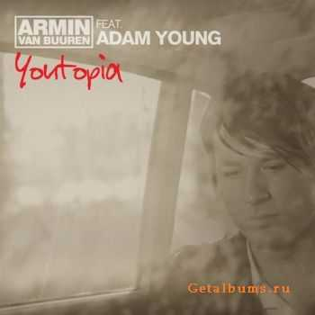 Armin van Buuren feat Adam Young - Youtopia (2011)