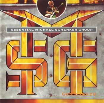 MSG - Essential Michael Schenker Group (1992) (Lossless) + MP3