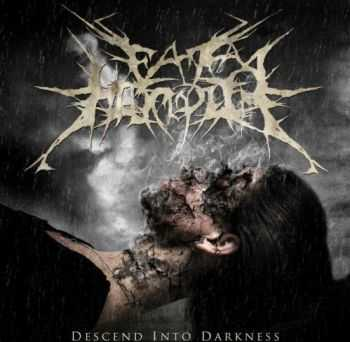 Eat A Helicopter - Descend Into Darkness (EP)  (2011)