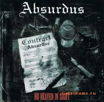 Absurdus - No Heaven In Sight 1998 [LOSSLESS]