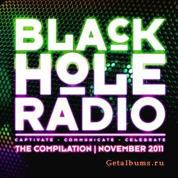 VA - Black Hole Radio November 2011